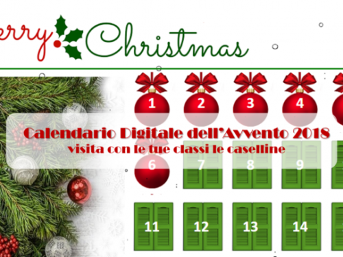 Calendario dell'Avvento Digitale 2019