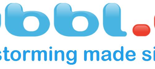 Bubbl.us: uno strumento semplice per creare mappe concettuali e fare brainstorming